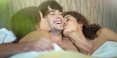 Sex mit vielen Frauen gegen Prostatakrebs