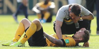 Magen-Darm-Fail für Dynamo Dresden?