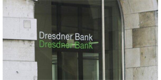 Dresdner Bank sorgt für neuen Milliarden-Schock