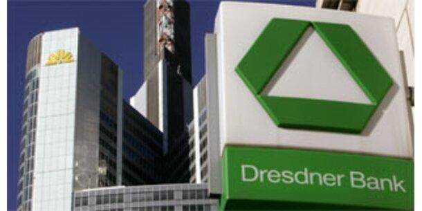 Allianz verkauft Dresdner Bank an Commerzbank