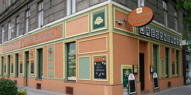 Dresdnerhof verteilt Essen an Bedürftige