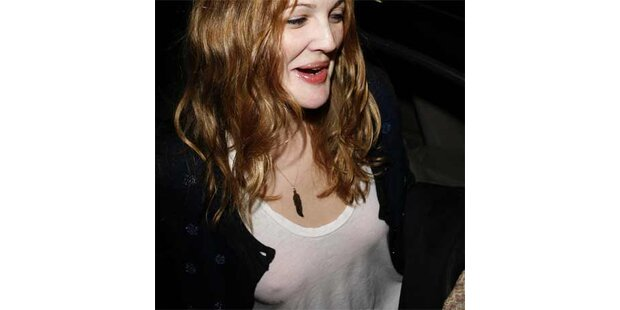 Drew Barrymore feierte freizügig Geburtstag