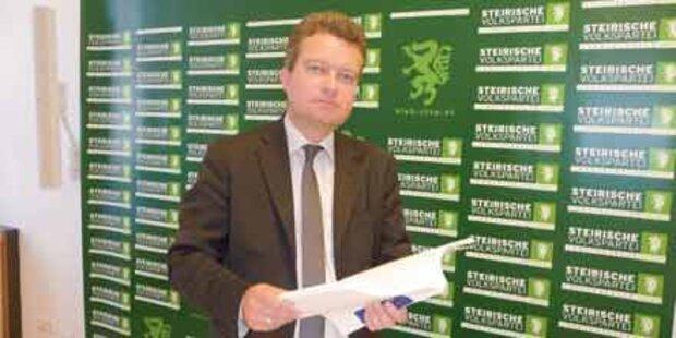 ÖVP wittert Amtsmißbrauch