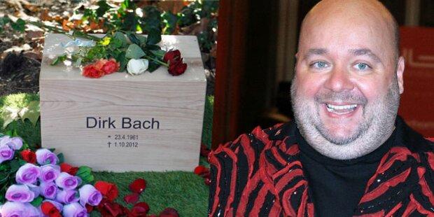 Dirk Bach: So schrill war sein Begräbnis