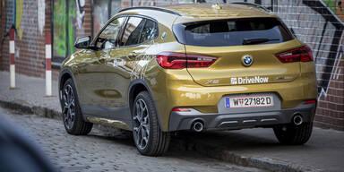 DriveNow baut Flotte in Wien aus