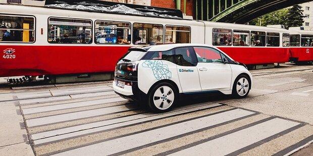 BMW schluckt DriveNow komplett