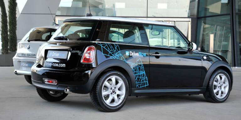 DriveNow mit 50.000 Kunden in Wien