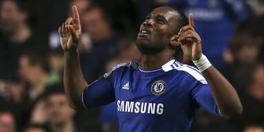 Drogba schießt Chelsea zum Sieg