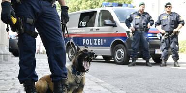 Drogen Schwerpunktkontrolle Polizei