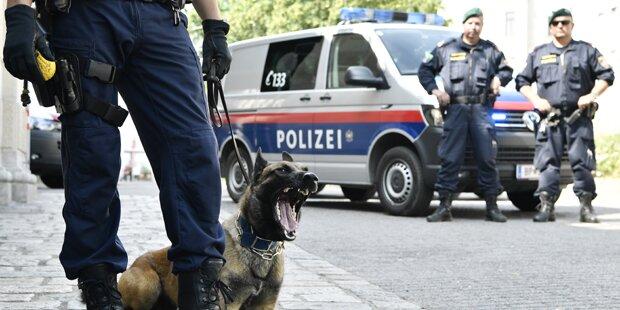 Vermeintliche Bombe in Graz war