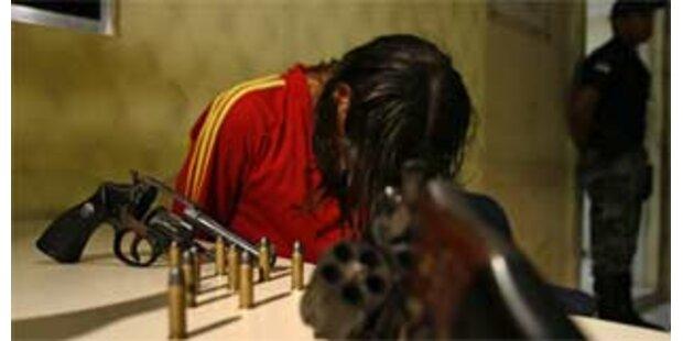 Rohe Gewalt erschüttert Südamerika