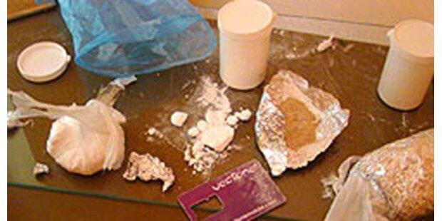 Salzburg Polizei zerschlägt Drogenring