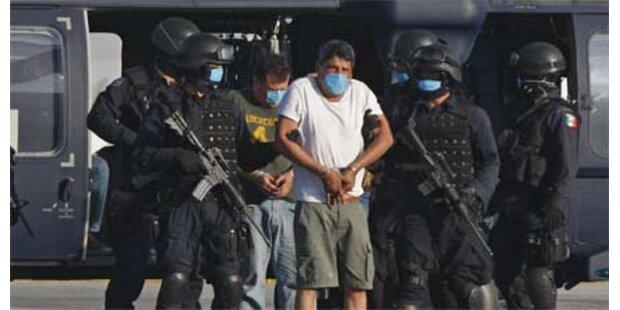 Mächtiger Drogenboss verhaftet