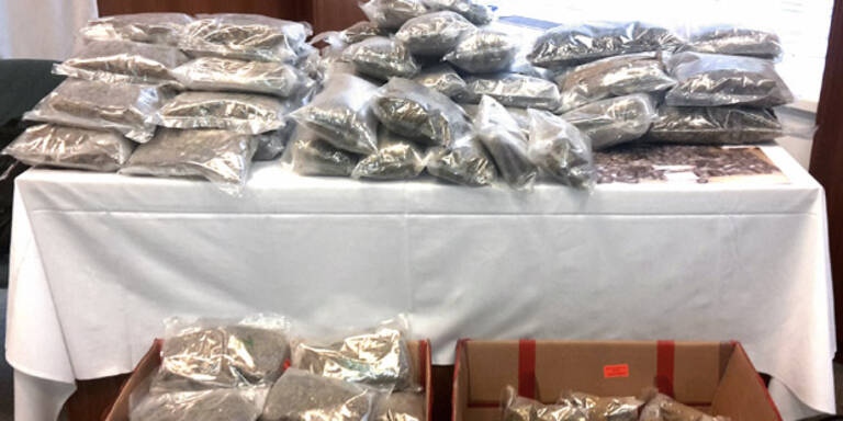 Drogen-Hotspots: 99 Verhaftungen seit 1. Juni