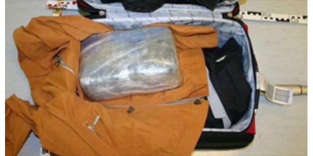 Polizei sprengt Drogenring in Oberösterreich