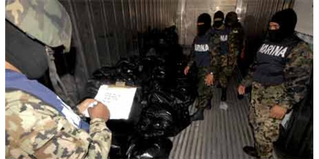 Drogenkrieg: 17 Leichen gefunden