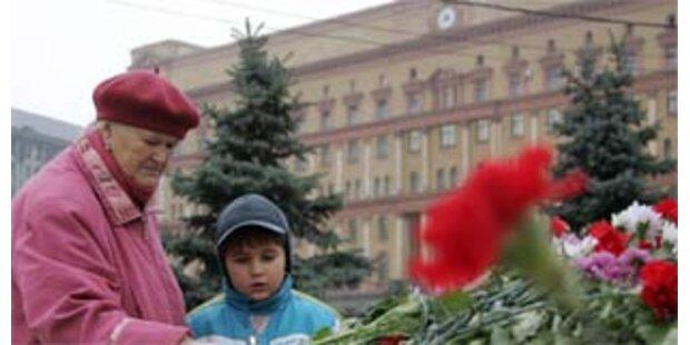 Russische Drogenpolizisten vergiftet