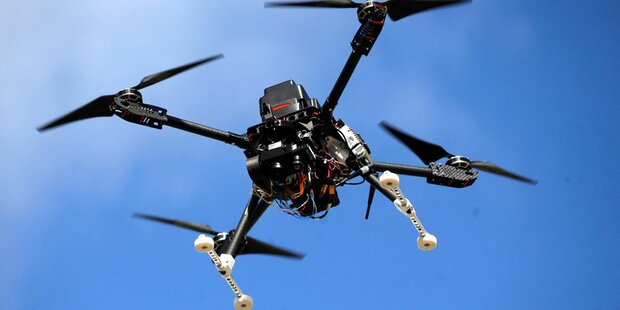 Eliteeinheit wehrte Drohne bei Ministertreffen ab