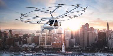 Taxi-Drohne in Dubai erfolgreich getestet