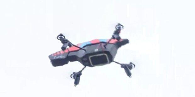 Iran schoss israelische Drohne ab