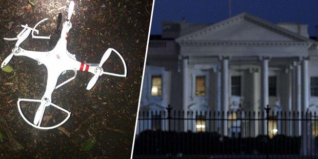 Alk-Spion lässt Drohne auf Obama stürzen