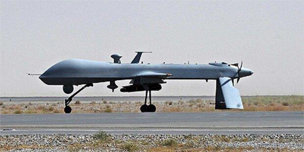 Computervirus befällt US-Drohnen