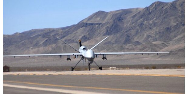 Terroristen hacken US-Drohne im Irak