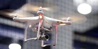 Lufthansa setzt voll auf private Drohnen