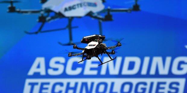 Neue Drohnen für geniale Selfies & Videos