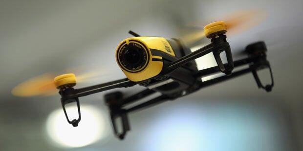 Was darf man mit Drohnen machen?