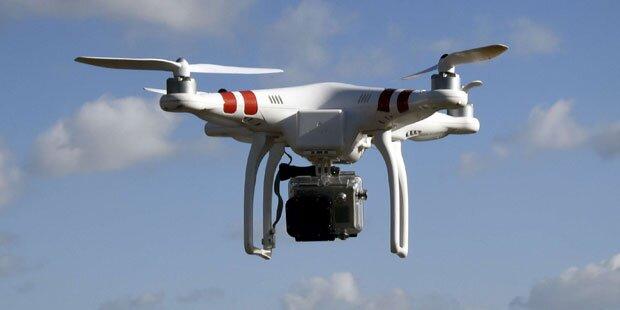 Amazon-Drohne für Tests zu alt