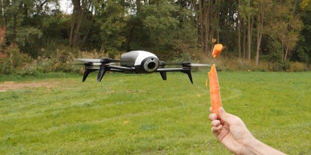 Test zeigt: Finger weg von billigen Drohnen