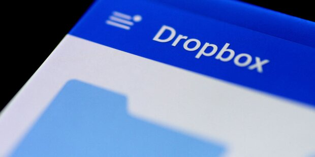 Dropbox meldete Börsengang an