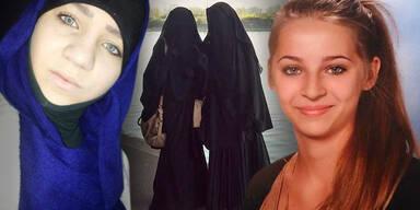 """""""Dschihad-Mädchen"""": Sind Sie schwanger?"""