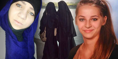 """""""Dschihad-Mädchen"""" will nach Hause"""