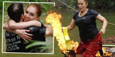 Tag sechs im Dschungelcamp: Alle Bilder