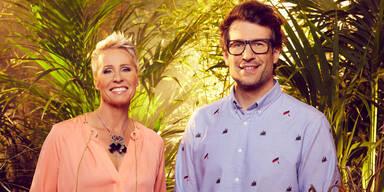 Sonja Zietlow und Daniel Hartwich Dschungelcamp