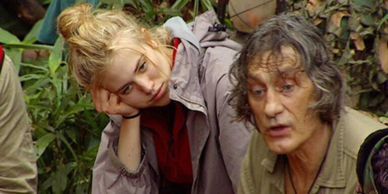 Dschungel: Winfried gesteht Beauty-OP