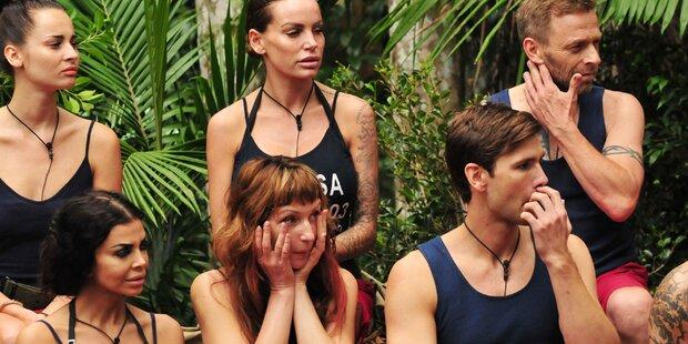 Nicole Mieth fliegt aus dem Dschungel