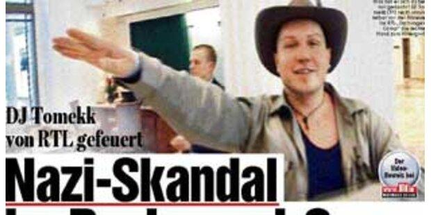DJ Tomekk hat kuriose Ausrede für Hitlergruß