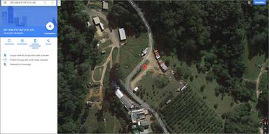 Google Maps verrät RTL-Dschungelcamp