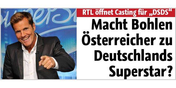 Österreicher als Deutschlands Superstar?