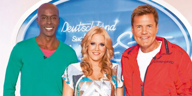 DSDS: Party-Hits bei Bohlen-Show