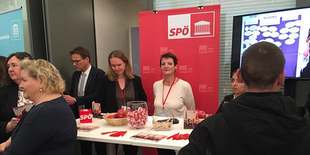 Kleiner Redoutensaal - Parlamentsklubs