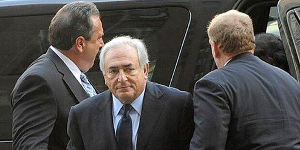 Intervenierte Frankreich gegen DSK?
