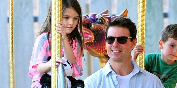 Kauft Tom Cruise sich Suris Liebe?