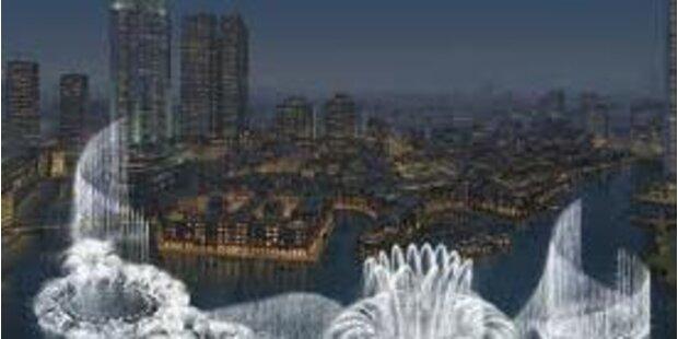 Urlaubsziel Dubai