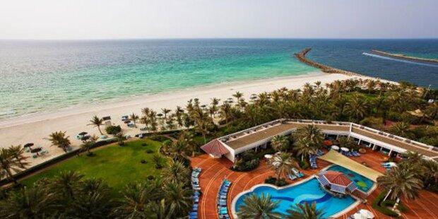 Luxusreise nach Dubai zum Top-Preis