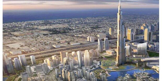 Höchstes Gebäude der Welt wird eröffnet