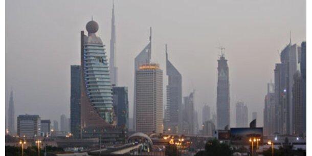 Dubai-Krise könnte sich ausweiten